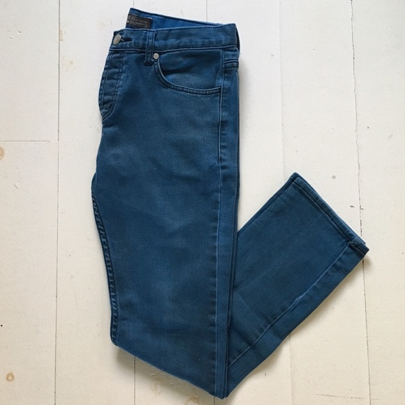 Other - Fallen Brand // Men's Blue Denim Jeans